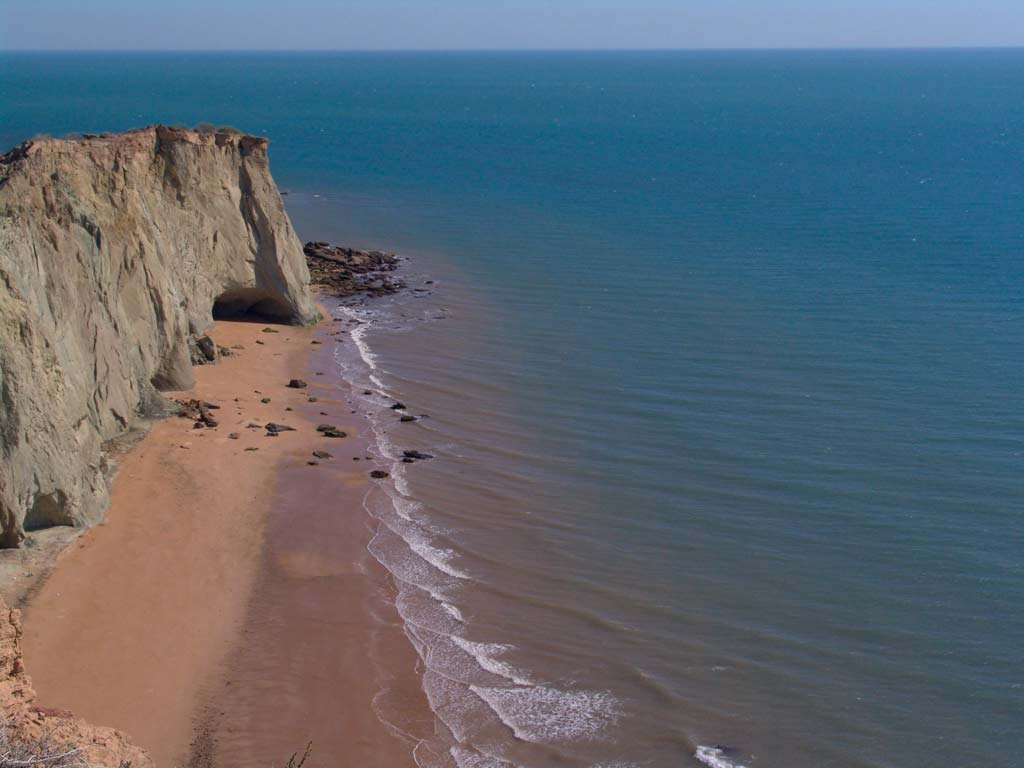 Hormuz_Island Persian Gulf Beach