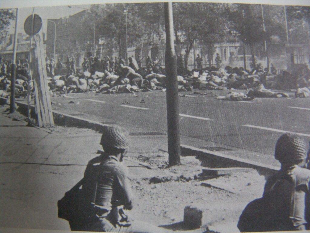 روز هفده شهریور میدان ژاله