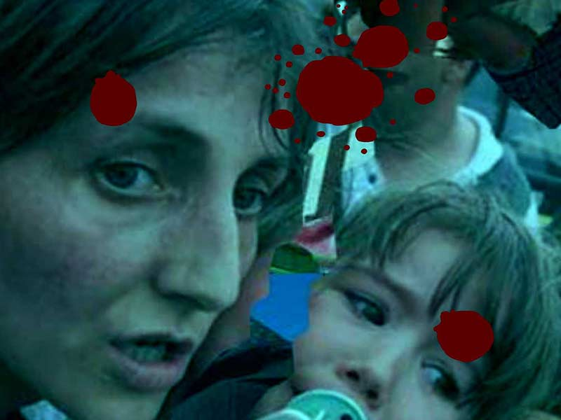 "Third World War"": Interactive Multimedia Art by Ahmad Nadalian"""