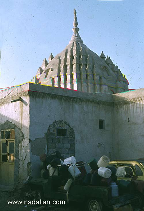 معبد هندو های بندر عباس زمانیکه زباله دانی و متروکه بود